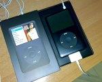 my new 160GB iPOD Classic
