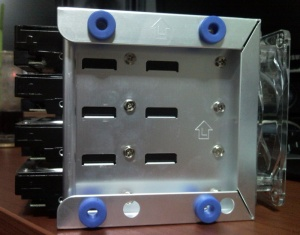 Module from the side